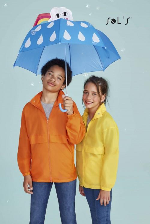 SOL'S Kids Surf Windbreaker Jacket