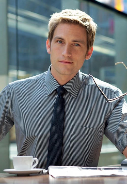 Savona Short Sleeve Stripe Shirt