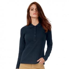 B&C Safran pure long sleeve /women