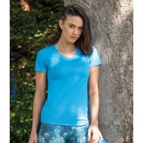 AWDis Cool Girlie V Neck Wicking T-Shirt