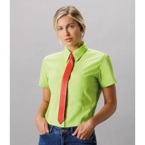 Kustom Kit Ladies Short Sleeve Workforce Shirt